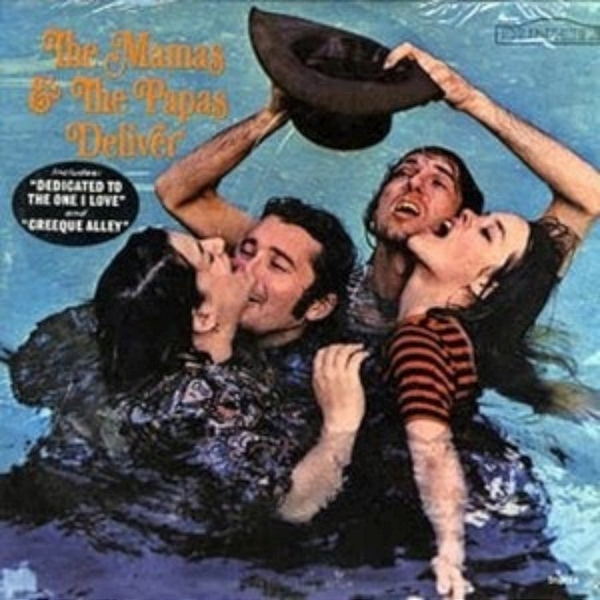 The Mamas & the Papas Deliver cover art