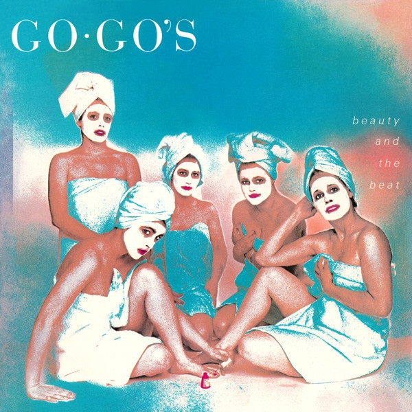 The Go‐Go's Beauty and the Beat cover art