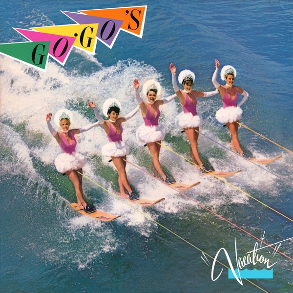The Go‐Go's Vacation cover art
