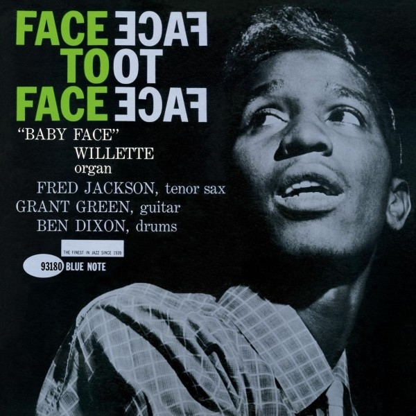 Baby Face Willette Face to Face Cover Art