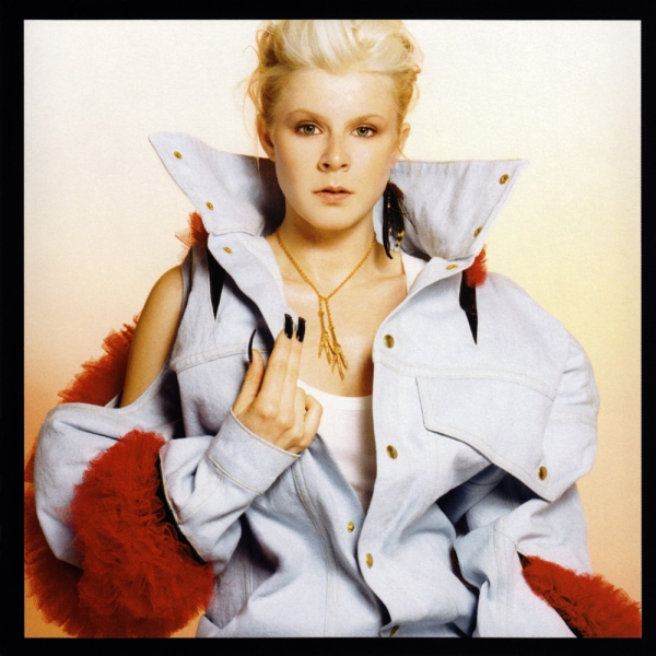 Robyn Robyn cover art