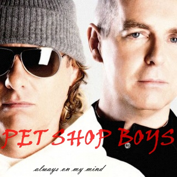Pet Shop Boys Always on My Mind cover art