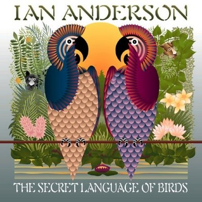 Ian Anderson The Secret Language of Birds cover art