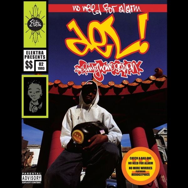 Del The Funky Homosapien No Need for Alarm cover art