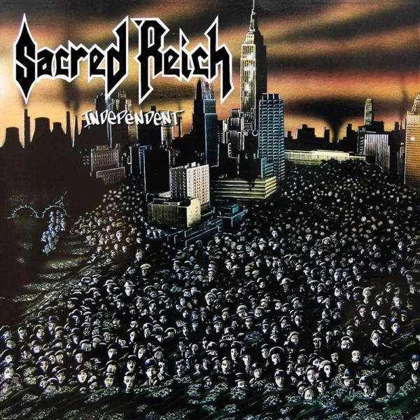 Sacred Reich Independent cover art