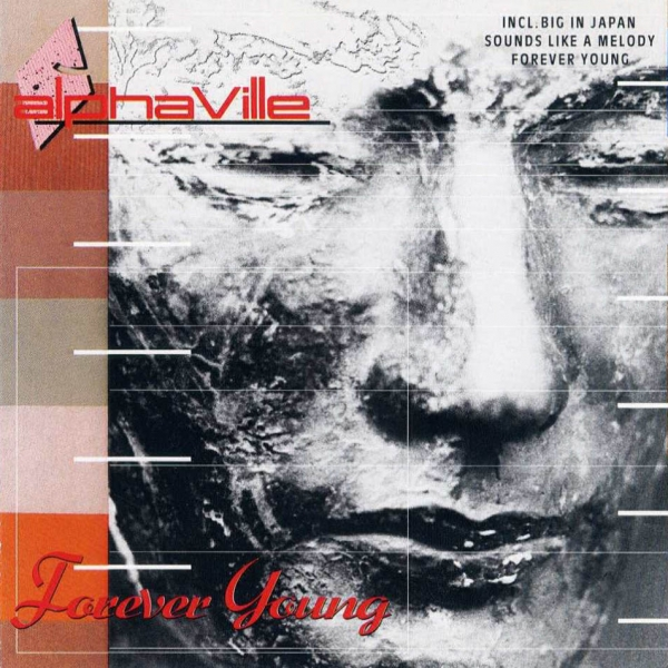 Alphaville Forever Young Cover Art