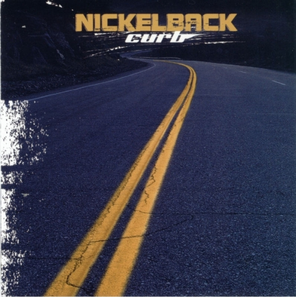 Nickelback Curb cover art