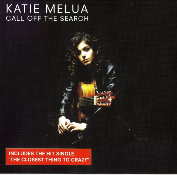 Katie Melua Call Off the Search cover art