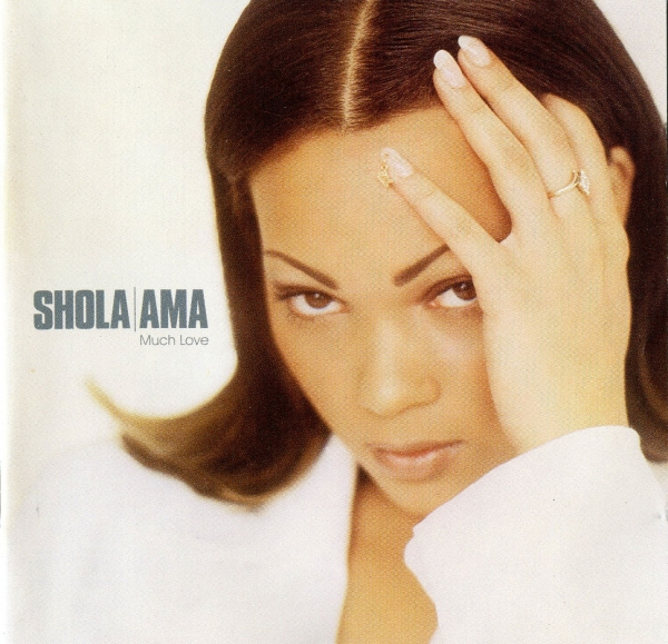 Shola Ama Much Love cover art