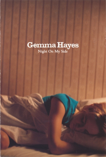Gemma Hayes Night on My Side cover art