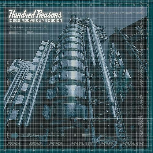 Hundred Reasons Ideas Above Our Station Cover Art