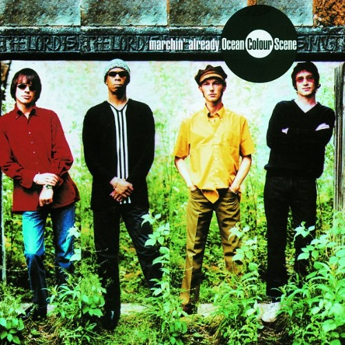 Ocean Colour Scene Marchin' Already cover art
