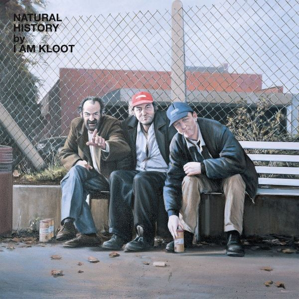 I Am Kloot Natural History cover art