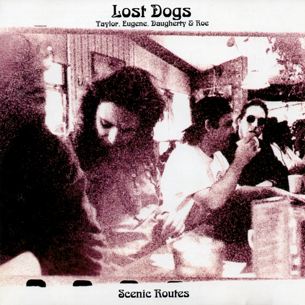 Lost Dogs Scenic Routes cover art