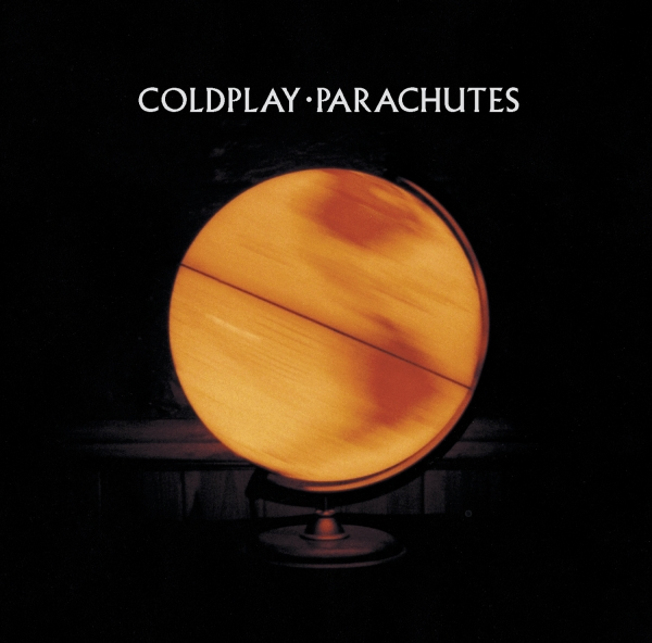 Coldplay Parachutes cover art