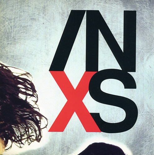 INXS X cover art