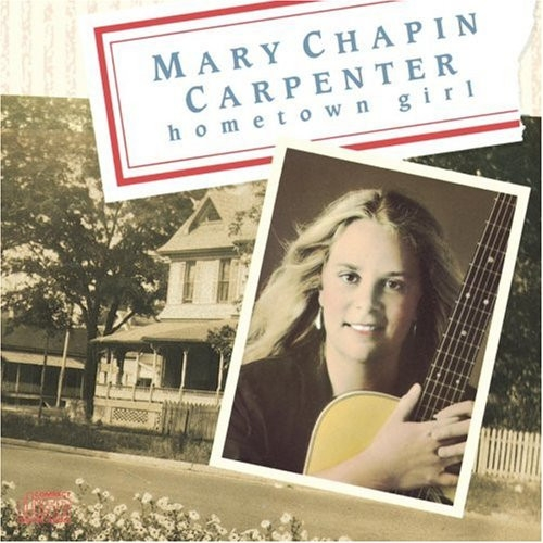Mary Chapin Carpenter Hometown Girl Cover Art