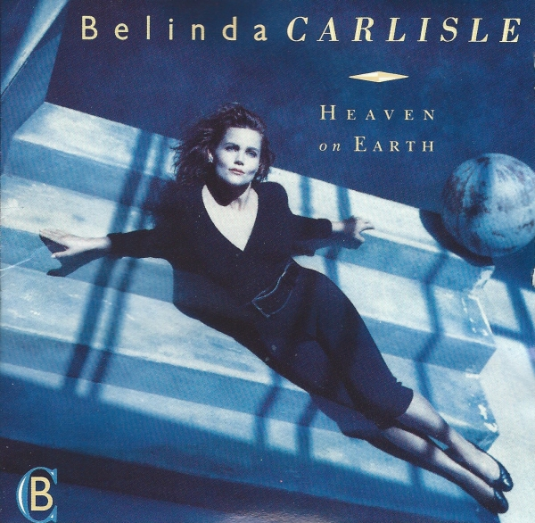 Belinda Carlisle Heaven on Earth Cover Art