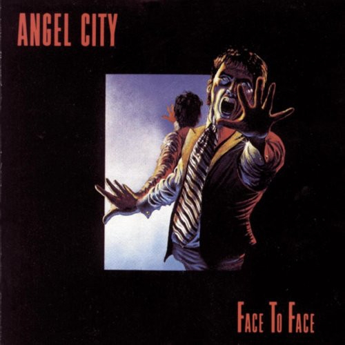 The Angels Face to Face cover art