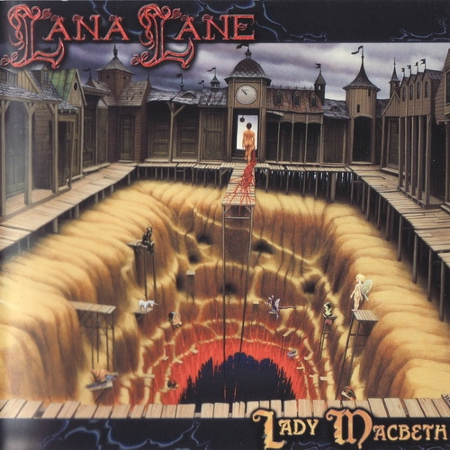 Lana Lane Lady Macbeth Cover Art