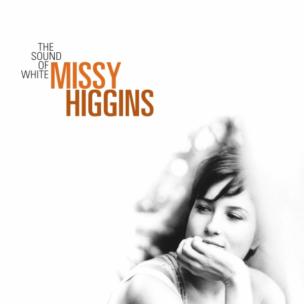 Missy Higgins The Sound of White cover art