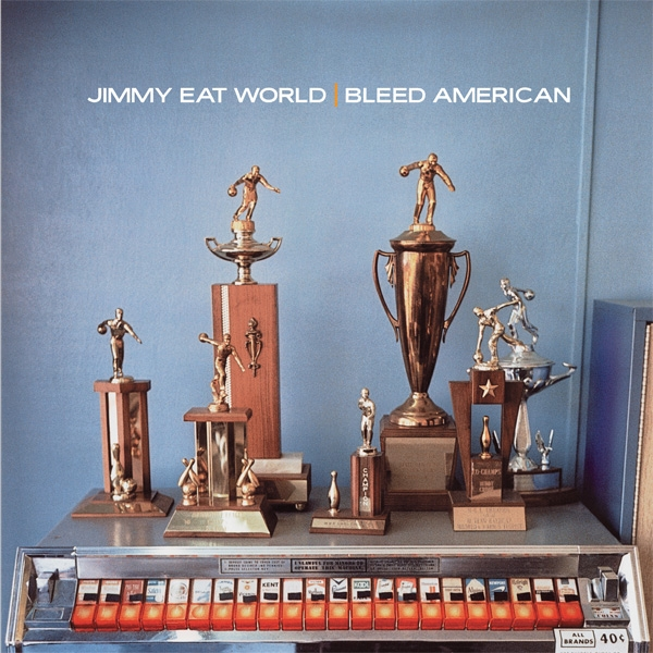 Jimmy Eat World Bleed American cover art