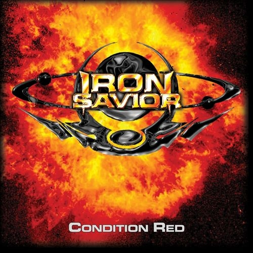Iron Savior Condition Red cover art