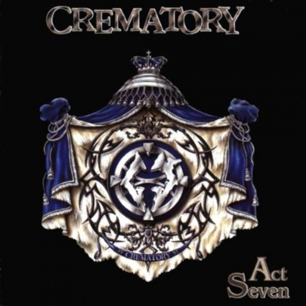 Crematory Act Seven cover art