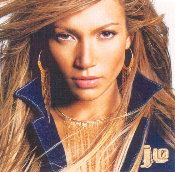 Jennifer Lopez J.Lo cover art