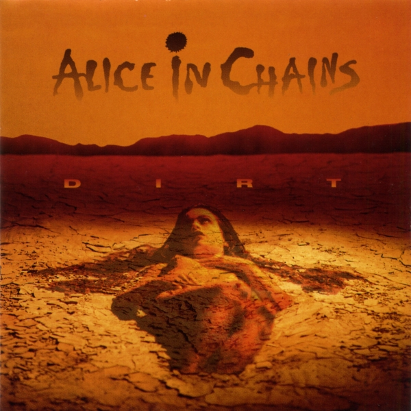 Alice in Chains Dirt cover art