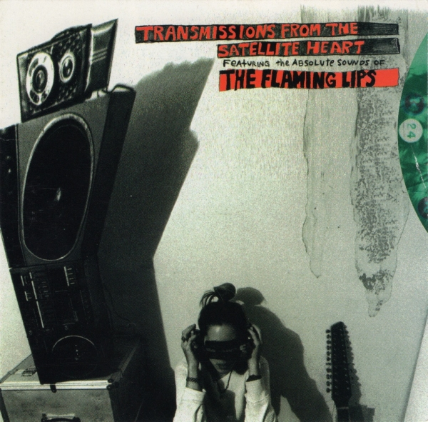 The Flaming Lips Transmissions From the Satellite Heart cover art