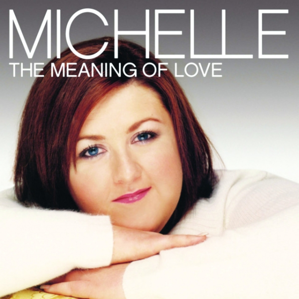 Michelle McManus The Meaning of Love Cover Art