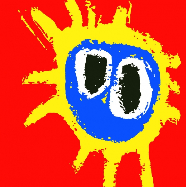 Primal Scream Screamadelica cover art