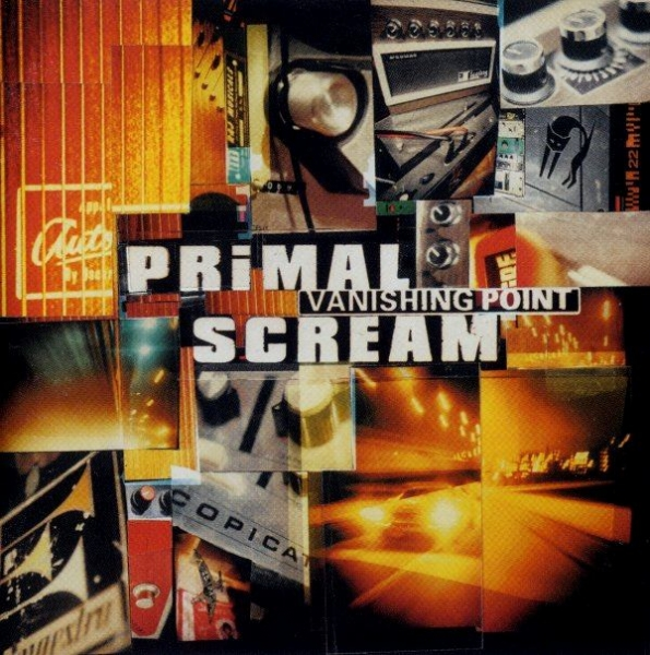 Primal Scream Vanishing Point cover art