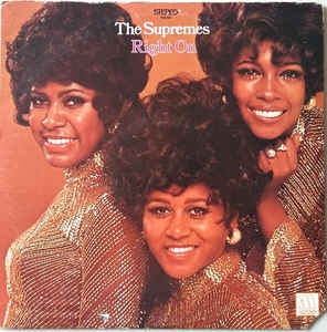 The Supremes Right On cover art