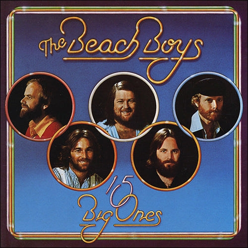 The Beach Boys 15 Big Ones cover art