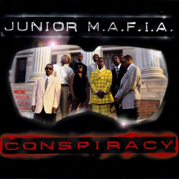 Junior M.A.F.I.A. Conspiracy cover art