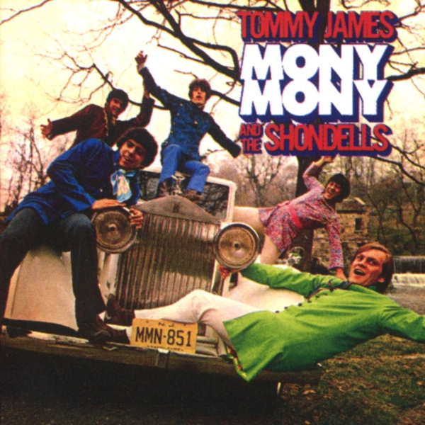 Tommy James & The Shondells Mony Mony cover art
