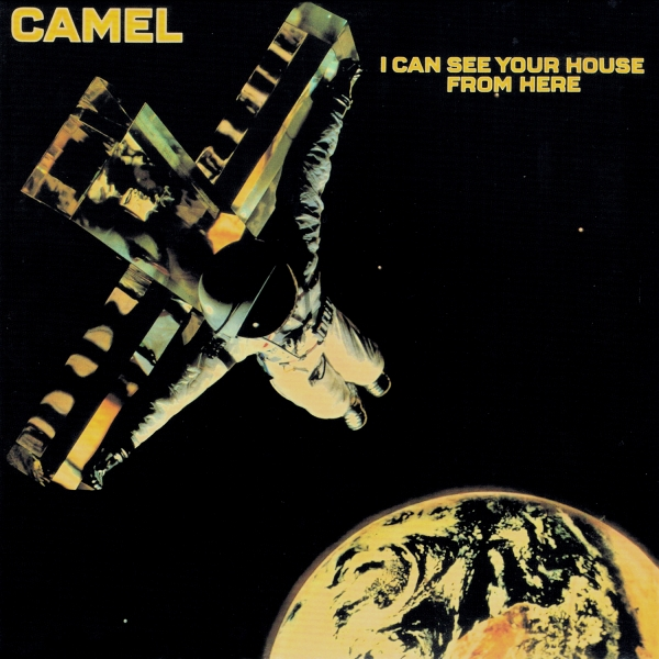 Camel I Can See Your House From Here cover art
