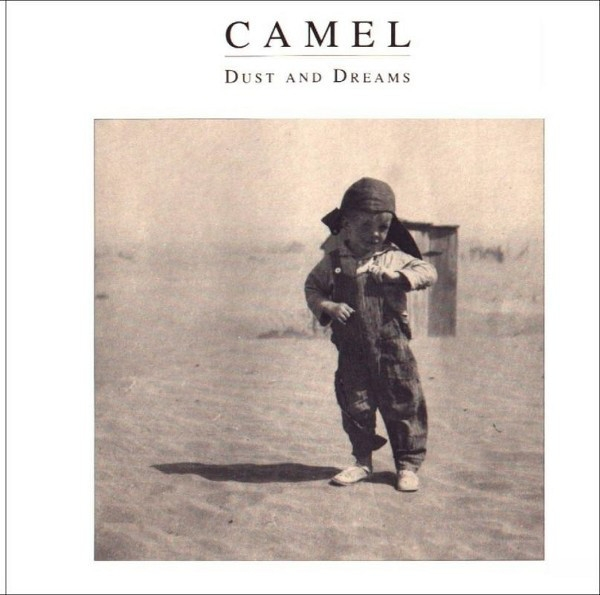 Camel Dust and Dreams Cover Art