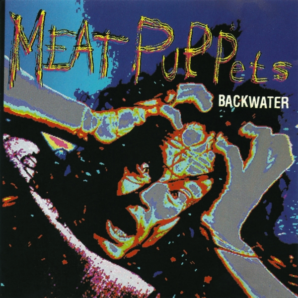 Meat Puppets Backwater Cover Art