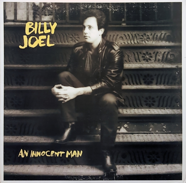 Billy Joel  cover art
