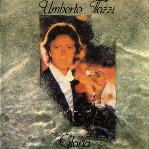 Umberto Tozzi Gloria cover art