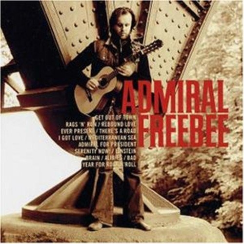Admiral Freebee Admiral Freebee cover art