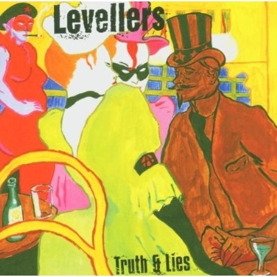 Levellers Truth & Lies cover art