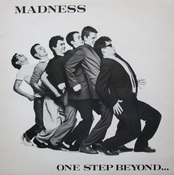 Madness One Step Beyond… cover art
