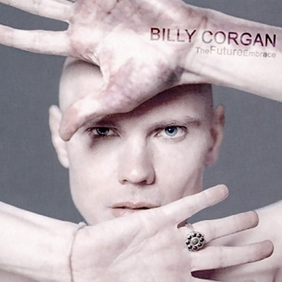 Billy Corgan TheFutureEmbrace cover art