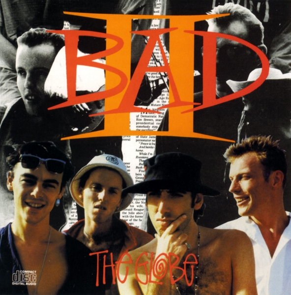 Big Audio Dynamite II The Globe Cover Art