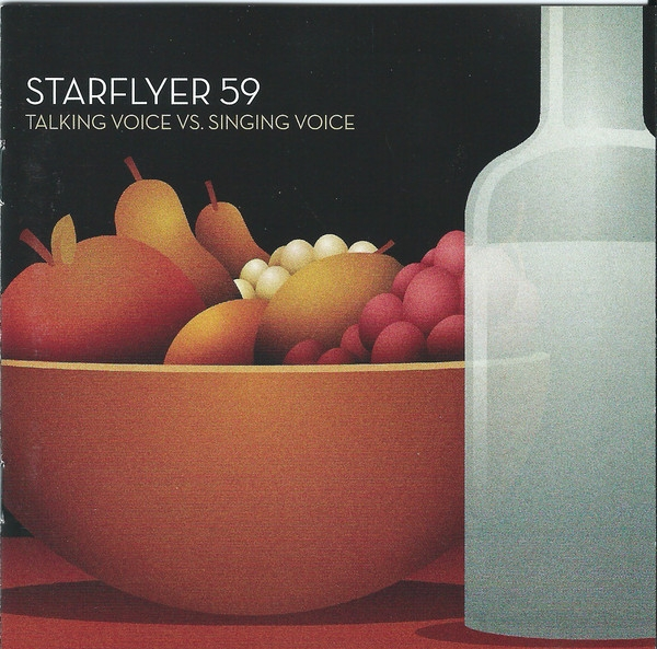 Starflyer 59 Talking Voice vs. Singing Voice cover art