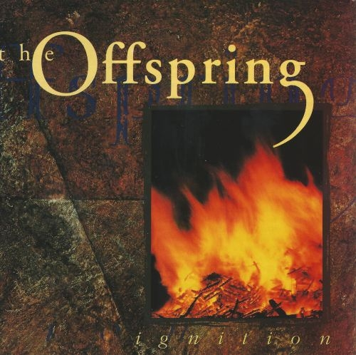 The Offspring Ignition Cover Art